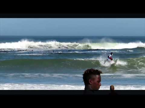 Surfing Melkbos WP Longboarding South Africa