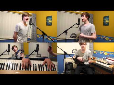 Rhett and Link - Facebook Song (Cover)