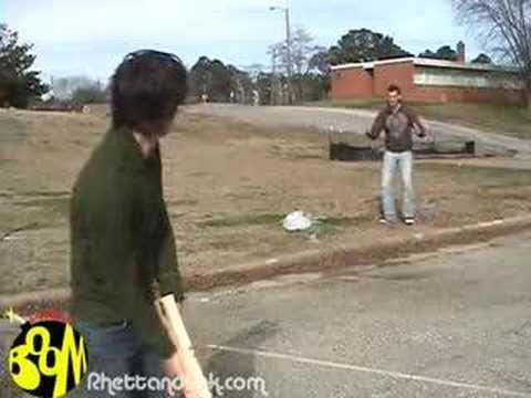 TV Remote Baseball
