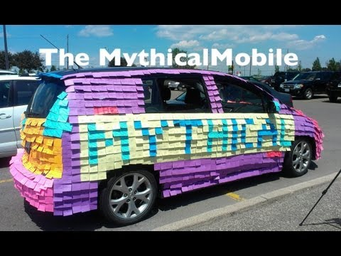 The Mythical Show: MythicalMobile Promo