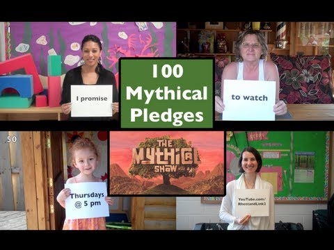 The Mythical Show: 100 Mythical Pledges Promo