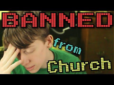 I Shouldn't Be Allowed At Church!
