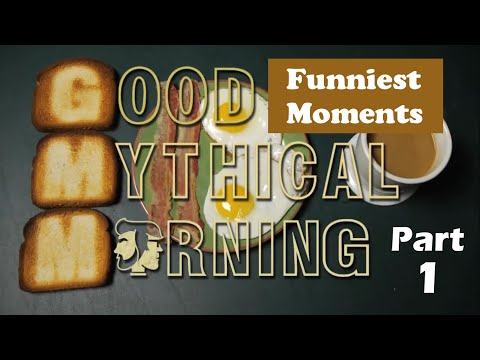 Good Mythical Morning Funniest Moments PART 1