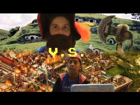 Epic Rap Battle: Nerd v.s. Geek