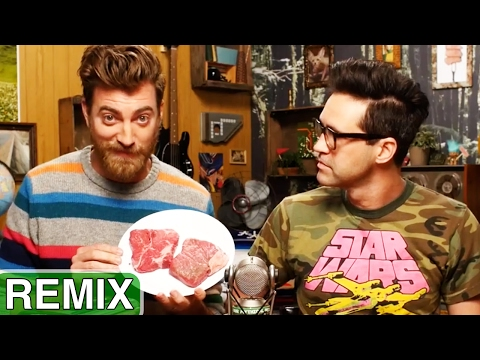 The Magical Meat - Good Mythical Morning REMIX