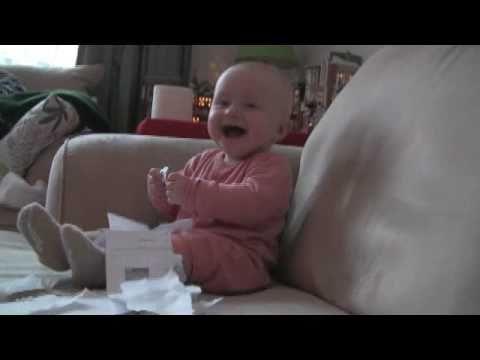 Qu'elle joie de vivre ,quel plaisir a l'entendre rire