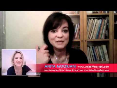 Anita Moorjani's Near Death Experience clears in 4 days, grade 4B lymphoma cancer