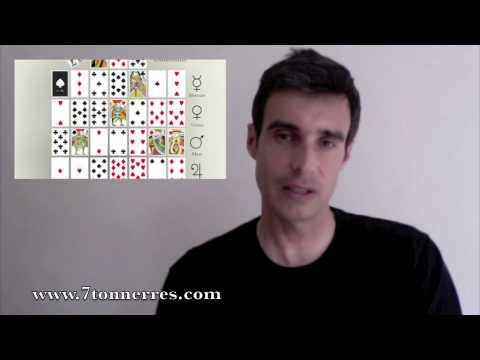 Le secret du jeu de cartes