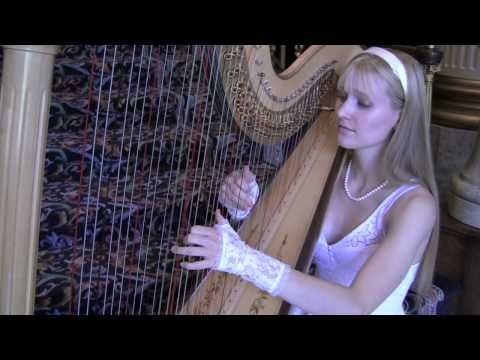 Stairway to Heaven  - Led Zeppelin Duo harpe - Camille and Kennerly,