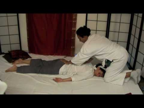 Ohashiatsu massage and healing by Barbara Aubry