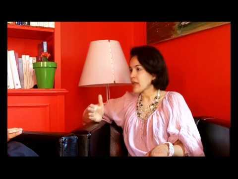 Ana Sandrea interviewée par Corinne Brossard 1/2