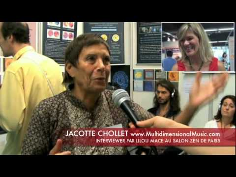 (FR) Musique Multidimensionelle | Jacotte Chollet @ Salon Zen de Paris