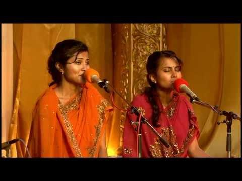 MERU Concerts - Vidya and Vandana Iyer live - Guru Stuti