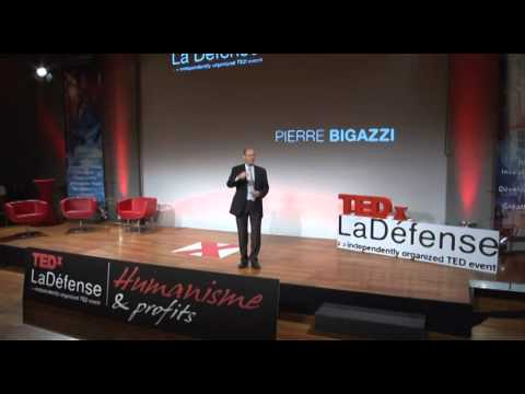 Pierre Bigazzi - Comment marier philosophie et management ?