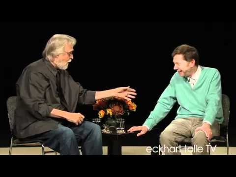Eckhart Tolle reçoit Neale Donald Walsch