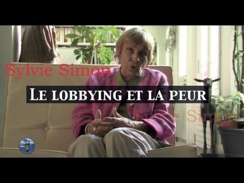 Sylvie Simon, le lobbying et la peur