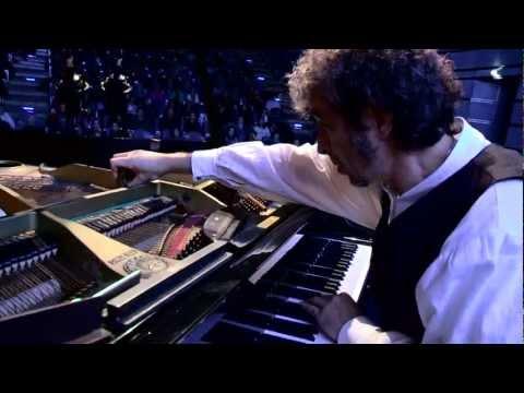 Marc Vella en concert congrès de quantique planète - Reims 2012