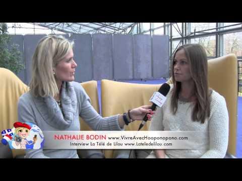 Vivre Ho'oponopono - Interview de Nathalie Bodin par Lilou Macé
