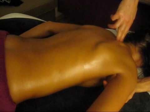 Massage chinois Tui-Na du dos
