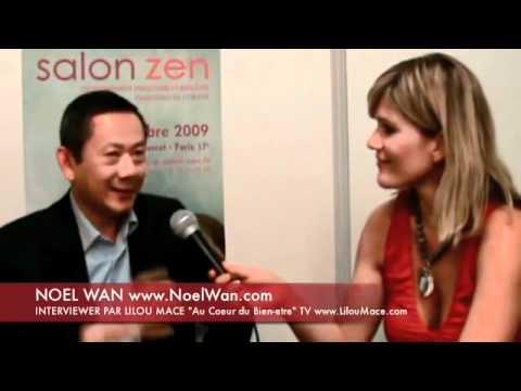 Lilou Macé web TV - Qu'est ce que la Loi de l'Attraction ? Entretien avec Noel Wan