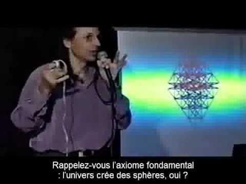 Nassim Haramein - Conférence à la libraire métaphysique de la vallée de Rogue en 2003 partie 1