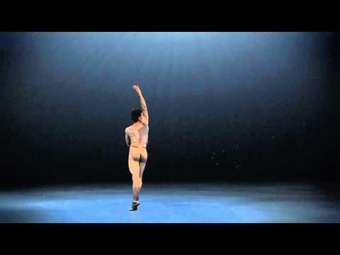 La beauté au masculin - Guillaume Côté - Ballet national du Canada