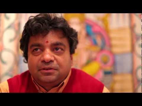 La Boutique des Indes - Interview Sadanand KESRI - Meditation (HD)