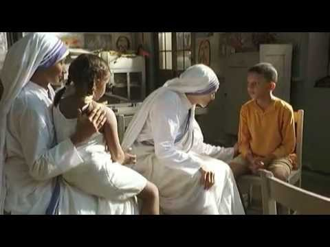 La vie de Mere.Teresa.De.Calcutta.  film intégrale