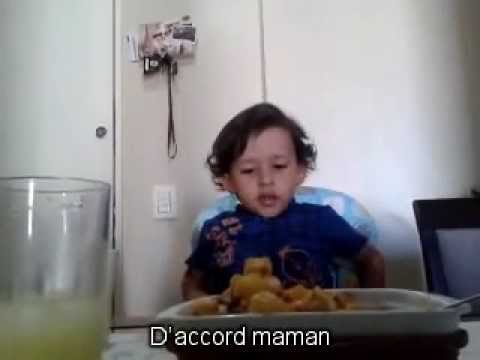 Luiz Antonio ne veut plus manger de poulpe ni aucun autre animal. (sous-titres français)