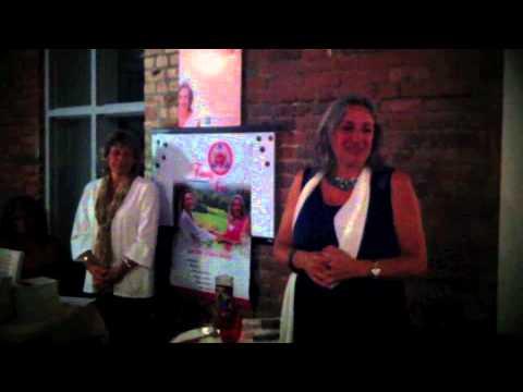 Lancement du livre «Dans le ventre de Lüna» de Sylvie Bérubé - développement personnel