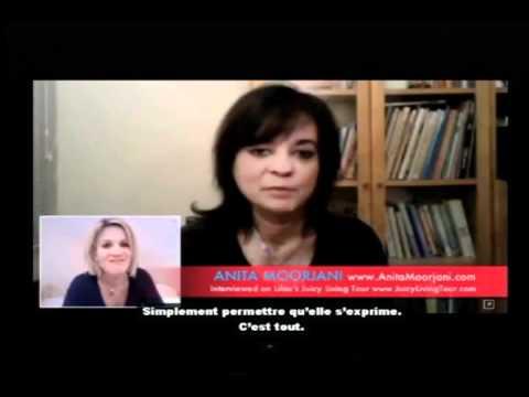 Anita Moorjani / Lilou Mace : EMI -- Guérison d'un cancer de classe 4B
