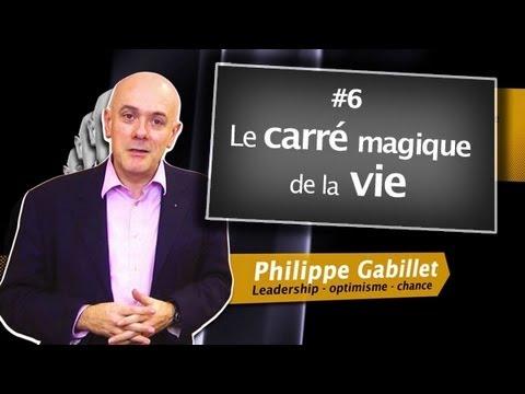 Philippe Gabilliet - Carré magique de la vie