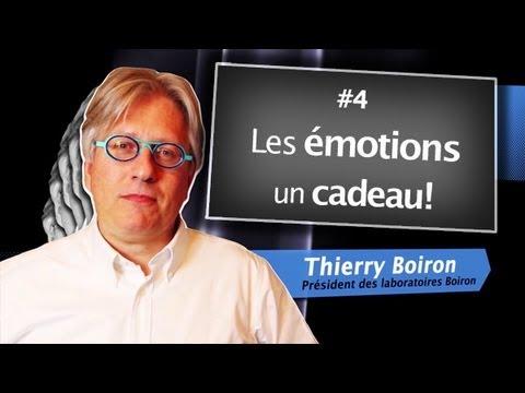 Thierry Boiron - les émotions, un cadeau