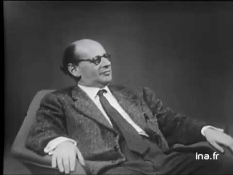 Jacques Bergier (interview-1959)