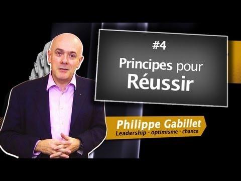 Principes pour réussir - Philippe Gabilliet - David Laroche