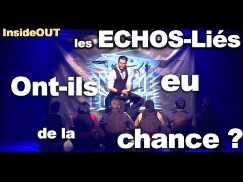 InsideOUT - Les ECHOS-Liés - Ont ils eu de la chance ? - David Laroche