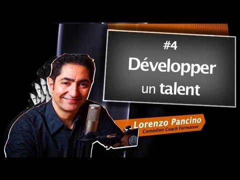 Développer un talent - Lorenzo Pancino