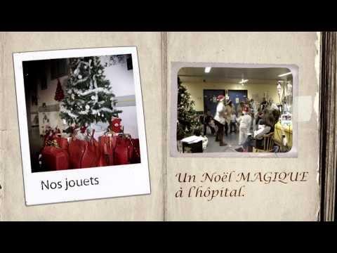 Offrir un Noël Magique