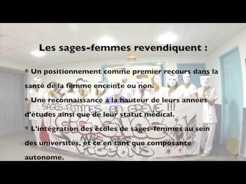 LA TRISTITUDE des SAGES-FEMMES de LA CIOTAT