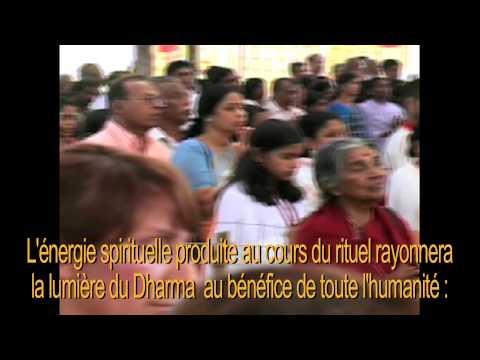 Dharmasūya Mahāyāga 2014 - Un événement planétaire