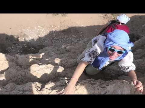 J'ai rendez-vous avec moi... dans le désert à l'automne 2014