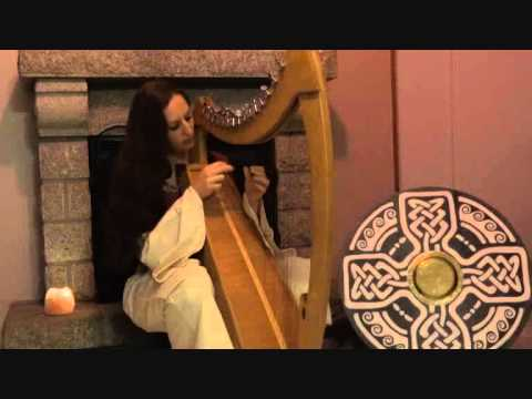 The Flower of Magherally O, harp and voice