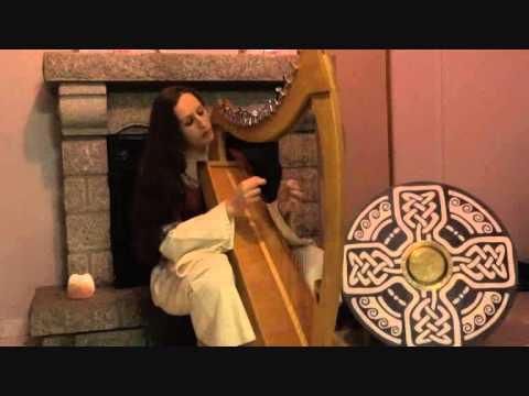 Secret Garden, Alan Simon, harp and voice, cover, Nathalie Undomiel