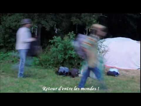 Quête de visions 2013 guidée par Cedric Delaveau