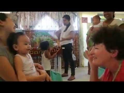 Inspirer les Philippines à guérir des traumatismes avec l'EFT