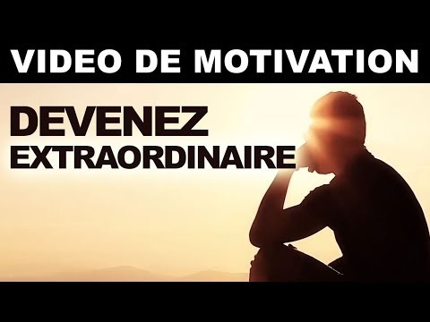 Soyez un héro - video de motivation en français