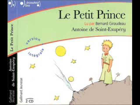 Le Petit Prince (Antoine de Saint-Exupéry) Bernard Giraudeau