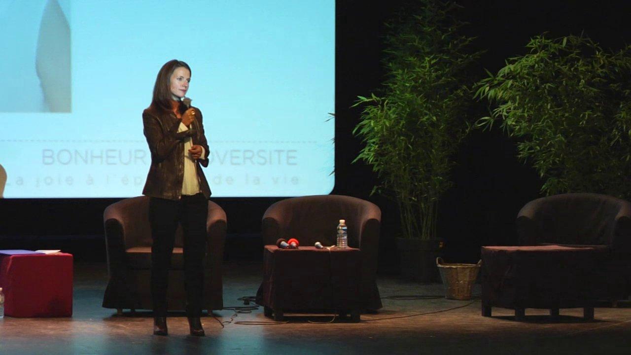 Journée Emergences 2013  : la joie à l'épreuve de la vie - Anne Dauphine Julliand
