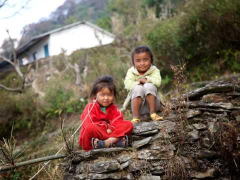 Népal : balcons secrets des Annapurnas