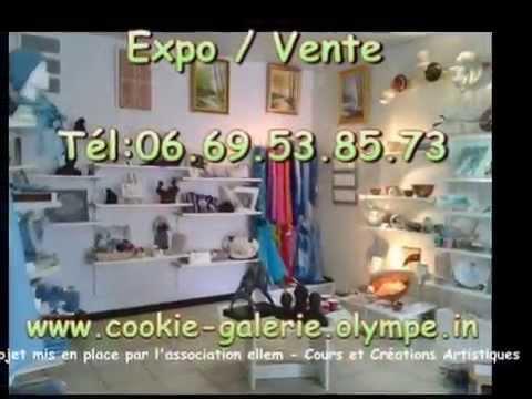 Galerie Art Créations Cookie à Murat(81)